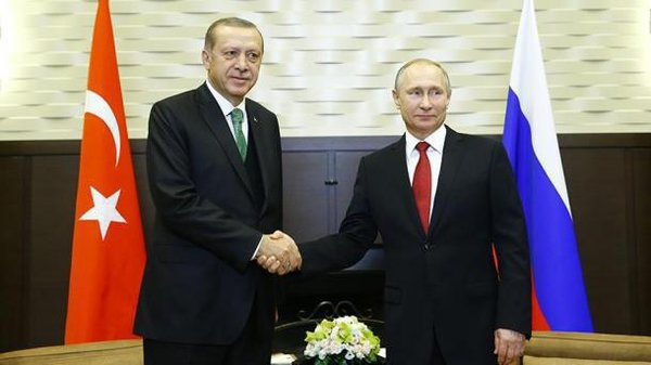 Russia and Turkey create conditions to end civil war in Syria. 61371.jpeg