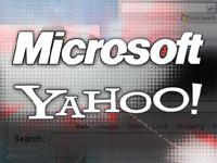 Microsoft and Yahoo! prospecting