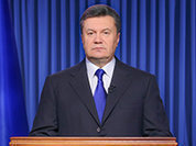 Yanukovych: Dark forces in Kiev want to unleash civil war. 52373.jpeg