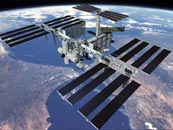 Russian cargo ship arrives at international space station