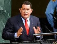Chavez calls George W. Bush 'political cadaver'