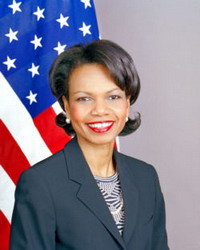 Condoleezza Rice to meet with Syria's foreign minister. Meeting with Iran not likely