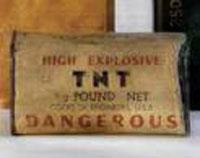 TNT explosives found in Egypt