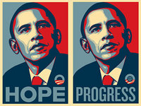 Barack Obama Wins Landslide Victory!