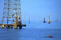 Natural Gas Exploration Rig Sinks in Caribbean Sea, No Leakage Reported