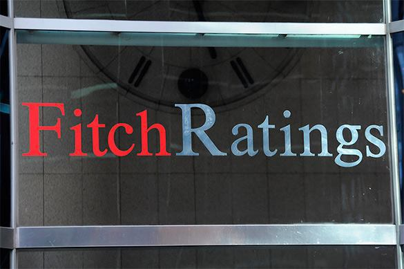 Fitch stands up for Russia. Fitch