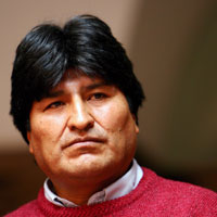"Evo Morales inaugurates constitutional assembly to ""re-found Bolivia """