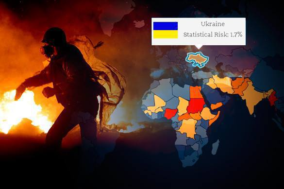 Early warning: Risk of mass atrocities in Ukraine is extremely high. Ukraine