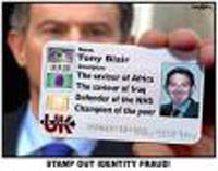 National ID cards win or not in Britain?