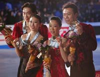 First Olympic Gold Medal in Figure Skating Went to China