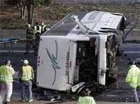 College baseball player dies week after bus crash in Georgia
