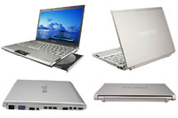 Toshiba launches world's lightest laptop at 2,995 dollars