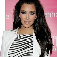 Kim Kardashian Becomes Auntie