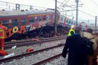 Death Toll Rose to 18 after Train Crash in Belgium