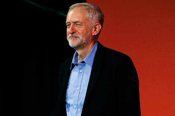 UK to ruin relations with US not to miss profit in Russia. Jeremy Corbyn