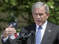 Bush to spend 120 bln dollars more to enjoy war in Iraq
