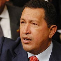 Hugo Chavez blames America for attempt to turn Venezuela's military against him