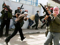 Israeli soldier wounded near West Bank settlement