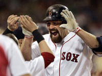 Red Sox exchanges salary figures with Youkilis and Snyder