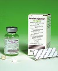 Ketamine against depression: new study