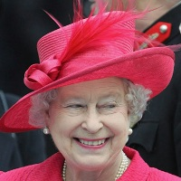 Britain marks queen's birthday