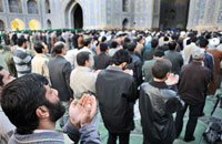 Muscovites Concerned About Amplified Muslim Prayers