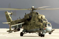 'Helicopters of Russia' took off