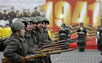 Great October Revolution Day fades away for many Russians