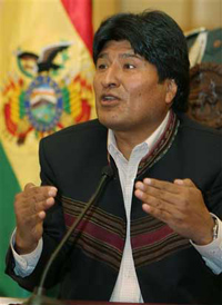 Bolivia's Evo: 'Capitalism is the worst enemy of humanity'