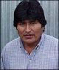 Coca growers want to reelect Morales