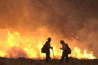 CA gets additional facilities to fight fires