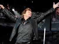 Bon Jovi to Start  New World Tour