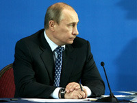 Russia's Liberal Oppositionists Madly in Love with Putin