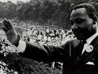 Martin Luther King: An American Hero. Where is his replacement?. Martin Luther King