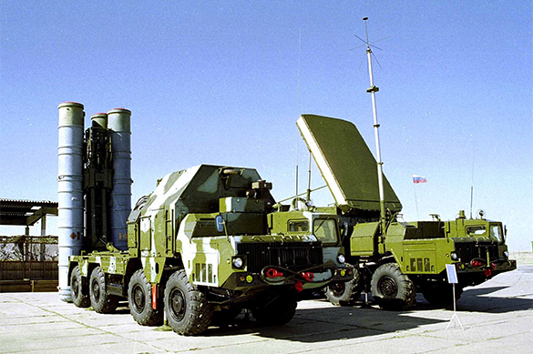 Russia deploys S-300 complexes at NATO borders. S-300
