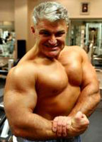 Russia's Most Famous Bodybuilder Vladimir Turchinky Dies Sudden Death