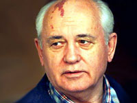 Gorbachev blessed NATO's army bases near Russia's borders