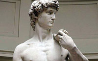 Italian Ministry of Culture Stands Up for Marble Figure of David