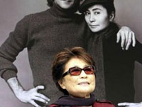 Yoko Ono invites to exhibit