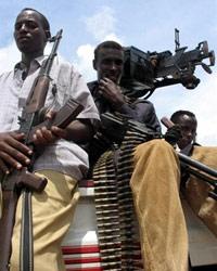 Somalia gunmen seize three boats