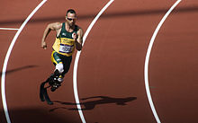 Oscar Pistorius shoots his girlfriend dead on Valentine's Day. 49392.jpeg