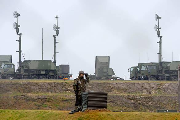 Japan revolts against US military base, complains to UN. Japan