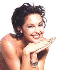 Actress Ashley Judd helps Indian women fight against AIDS