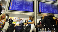 Europe Shuts Down Major Airports over Volcanic Ash Again