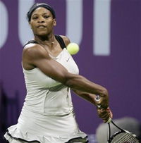 Serena and Venus Williams become highest-earning WTA players in 2008