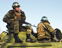 Russian commandoes in Kosovo could change history of Europe