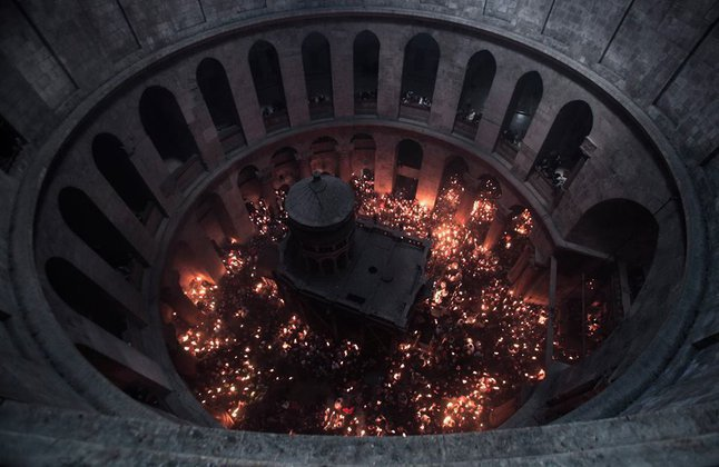 What will the tomb of Jesus Christ reveal to the world?. 59396.jpeg