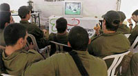 U.S. troops in Iraq enjoy watching Super Bowl