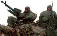 1 policeman shot, 2 injured in shooting at Kosovo border