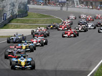 Renault spies on McLaren